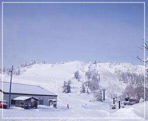 志賀高原スキー、2日目の天候。今日も素晴らしい~♪