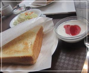 8HOTELの朝御飯。良い感じ♪
