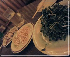 「中国茶房8」で、クーポンナイト。おつまみたくさん♪
