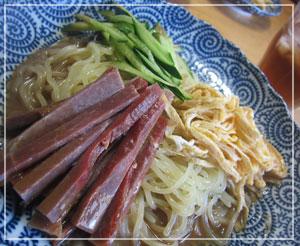 永楽製麺所の麺は、やっぱりすんばらしく美味しいのです