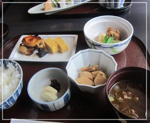 限定10食「ぎんだら西京焼とごはん」、こんな感じ