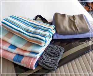 パレスホテル東京「今治浴巾」のタオル福袋、5400円
