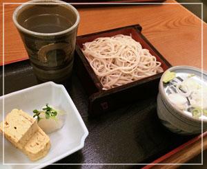 「ツダヌマ~ル」、シメは駅前の「志な乃」さんのお蕎麦!