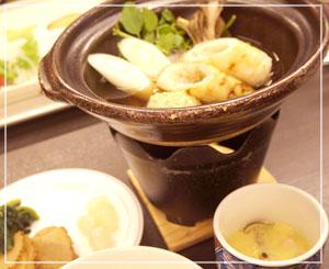 かわいいきりたんぽ鍋も食べられました。