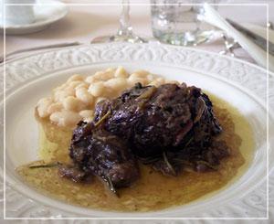 冬に美味しいトスカーナの郷土料理をもぐもぐー